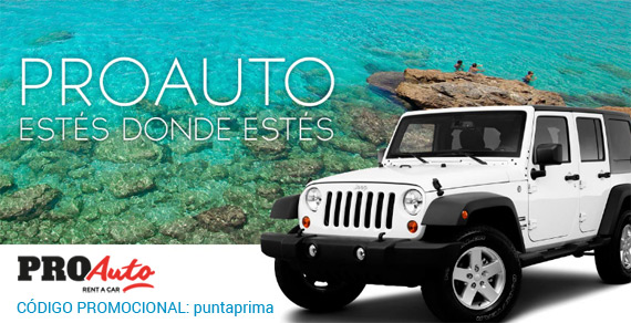 Alquiler de coches en Formentera