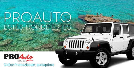 Noleggio auto a Formentera