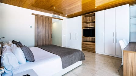 Junior Suite with sea views