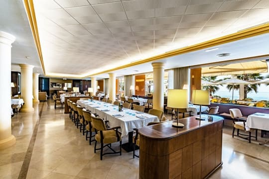 Restaurante Vento en el hotel