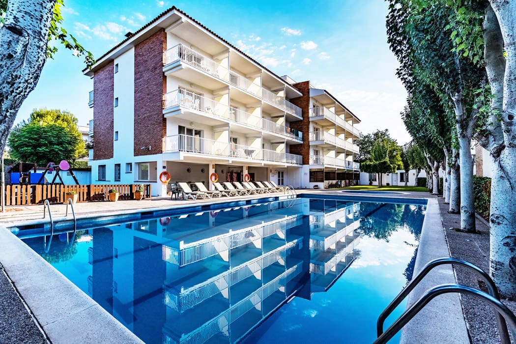 Apartamentos Sunway Amapola Sitges