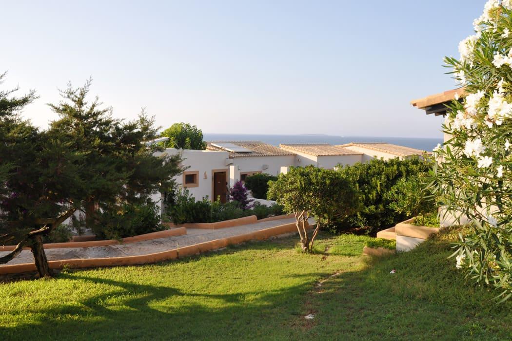 Apartamentos en Es Pujols - Formentera
