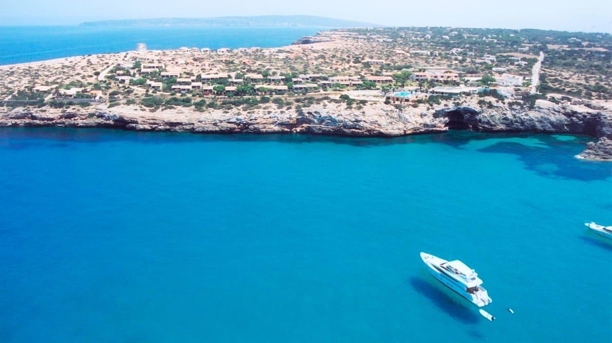 Hotel en Formentera Es Pujols