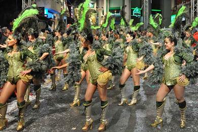 El Carnaval de Sitges una de las fiestas más importantes de la temporada de invierno