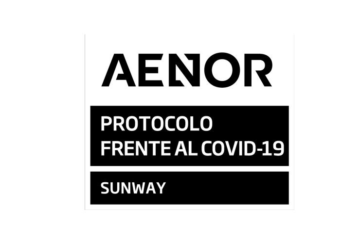 Medidas COVID - Certificado AENOR
